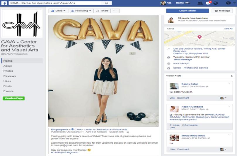 Via Galang for CAVA