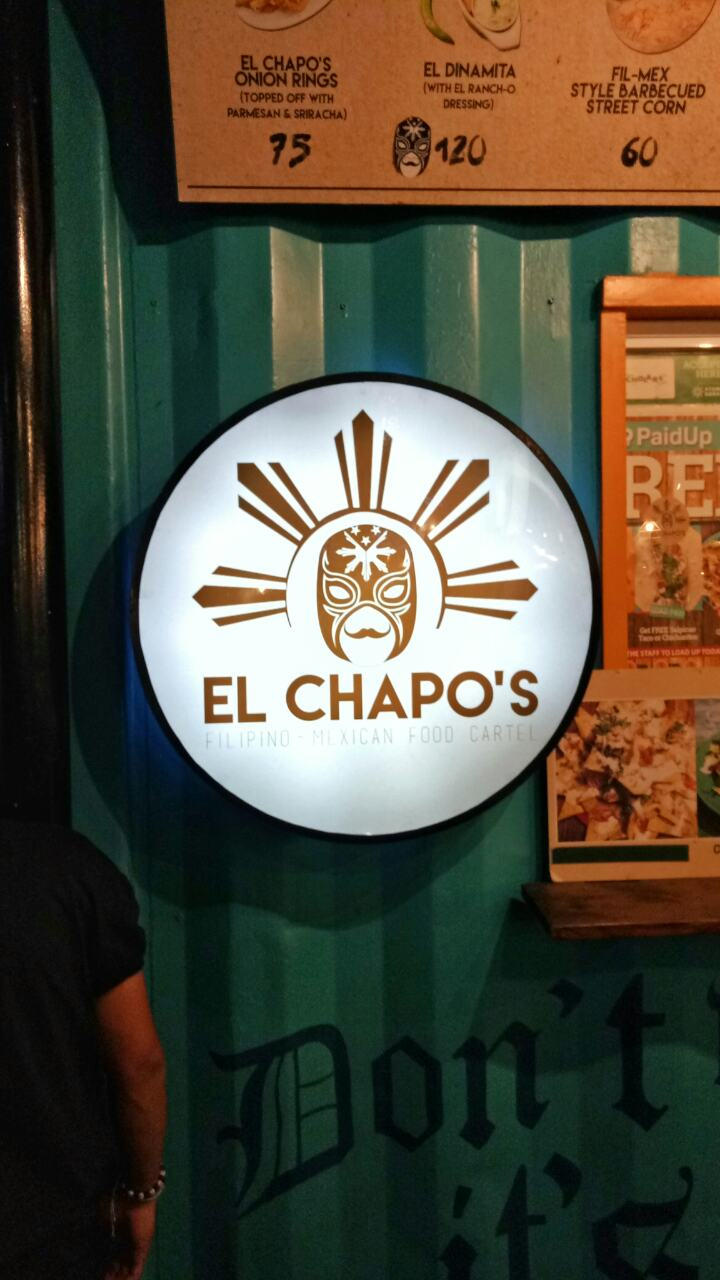 el chapo u2019s filipino mexican food cartel at the yard