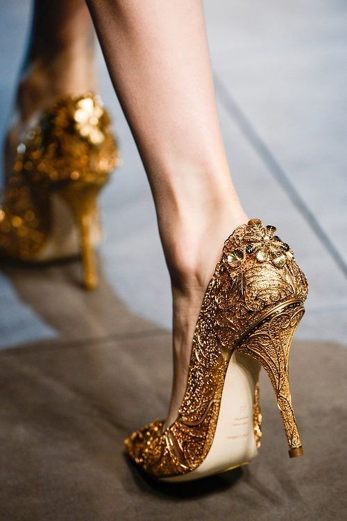 Beauty and the Beast Shoes 1