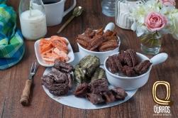 Qurros Churo Nuggets Flavors