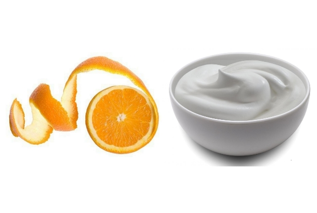 Yogurt-With-Orange-Peel