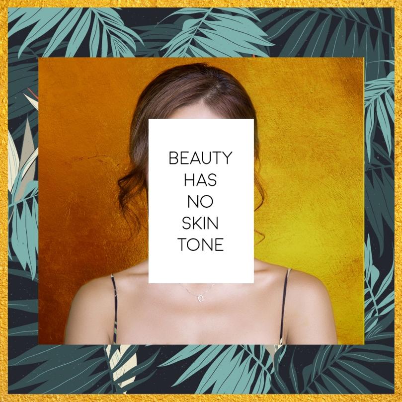 No skin tone