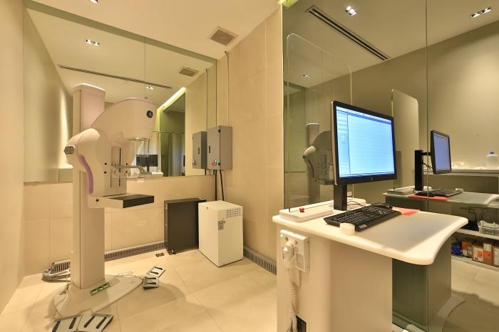 Mammogram Room