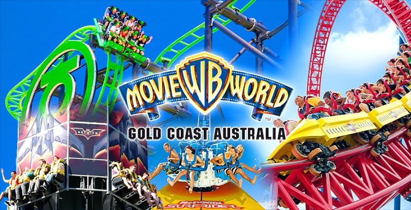 4 movie world